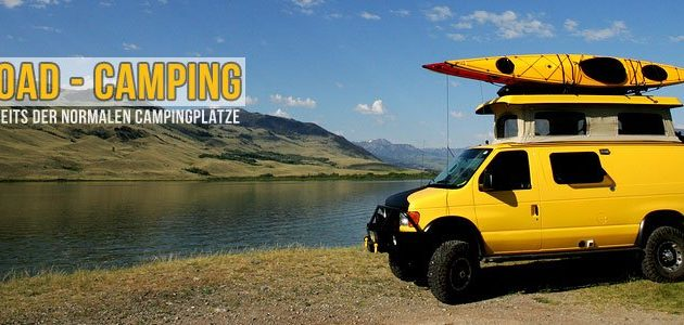 offroard-camping