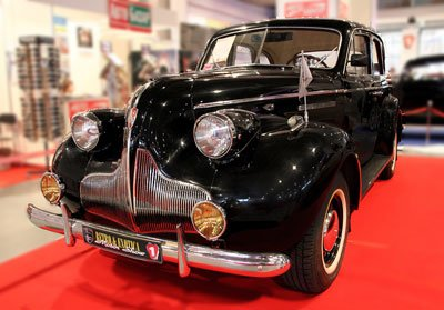 buick century 1949