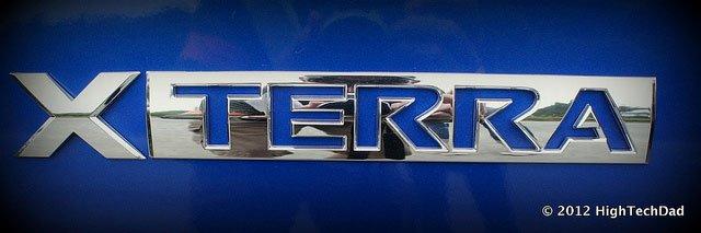 nissan xterra emblem